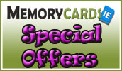 MemoryCards.ie Special Offers