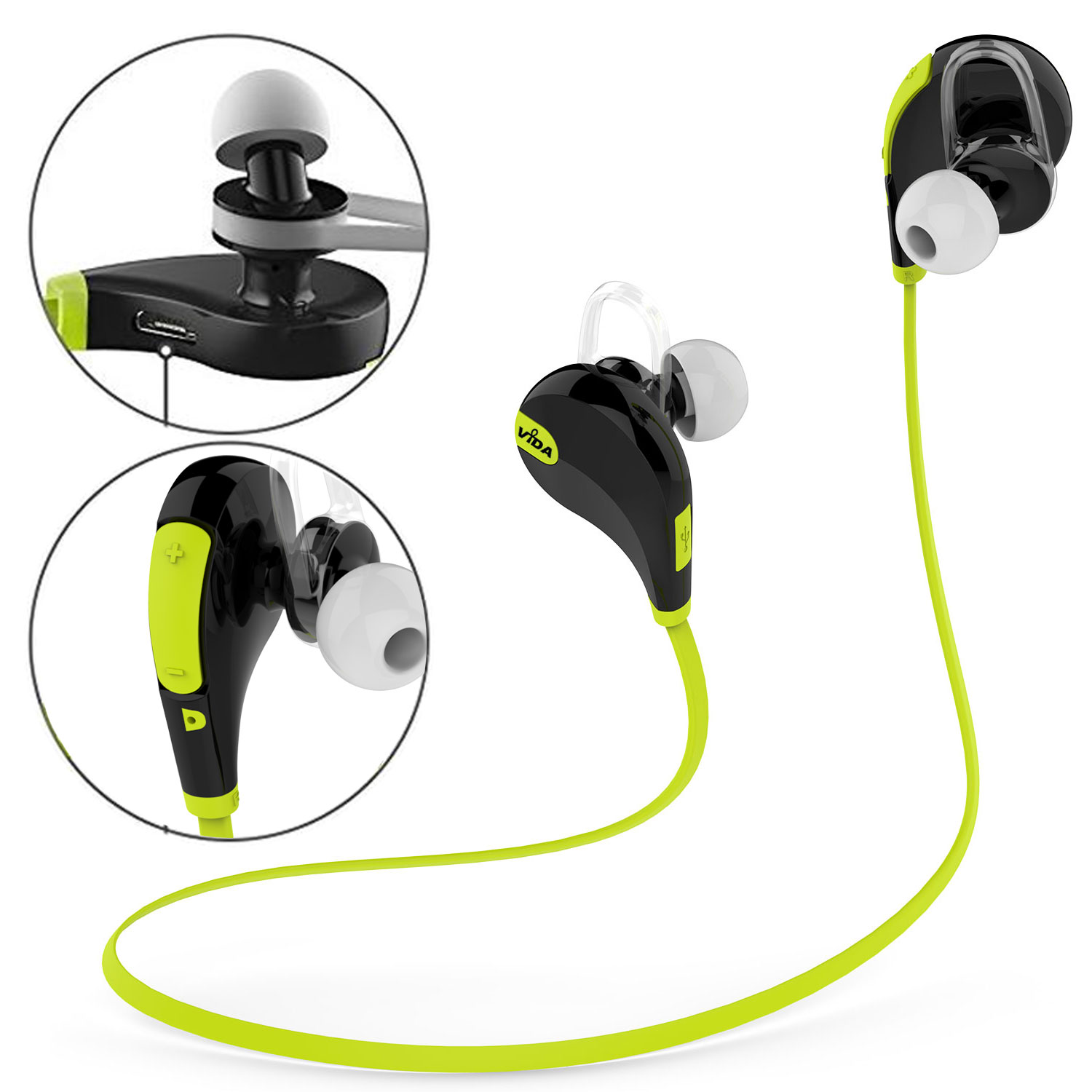 sport stereo casque bluetooth 4 0 a2dp ecouteur sans fil pr htc droid dna ebay. Black Bedroom Furniture Sets. Home Design Ideas