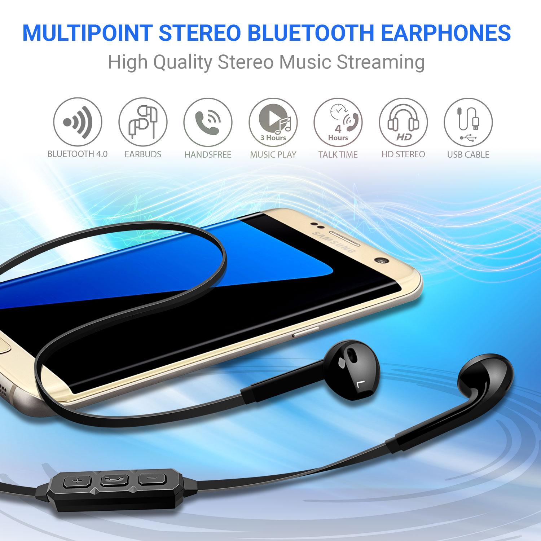 Vida-IT-S7-Nell-039-orecchio-Doppio-Sportivi-Cuffia-Auricolari-Bluetooth-4-0-Headset