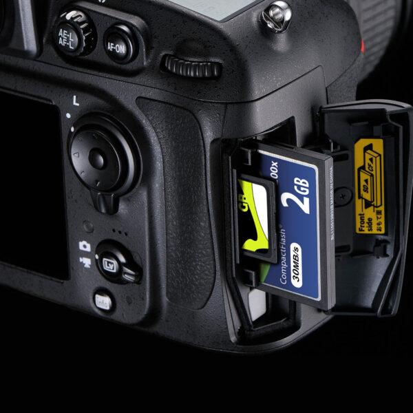 Vida IT 2GB CF Compact Flash Memory Card High Speed 200X 30MB/s