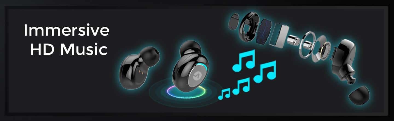 Vida IT vBuds wireless earbuds