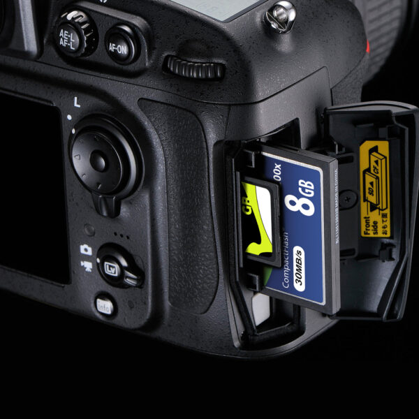 Vida IT 8GB CF Compact Flash Memory Card 200X Speed 30MB/s